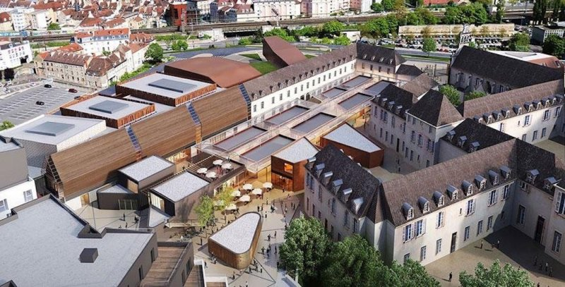 International Gastronomy Exhibition Center in Dijon, France