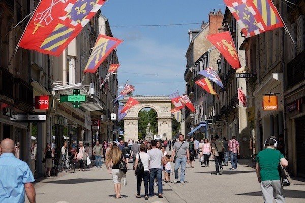 Dijon-Arc
