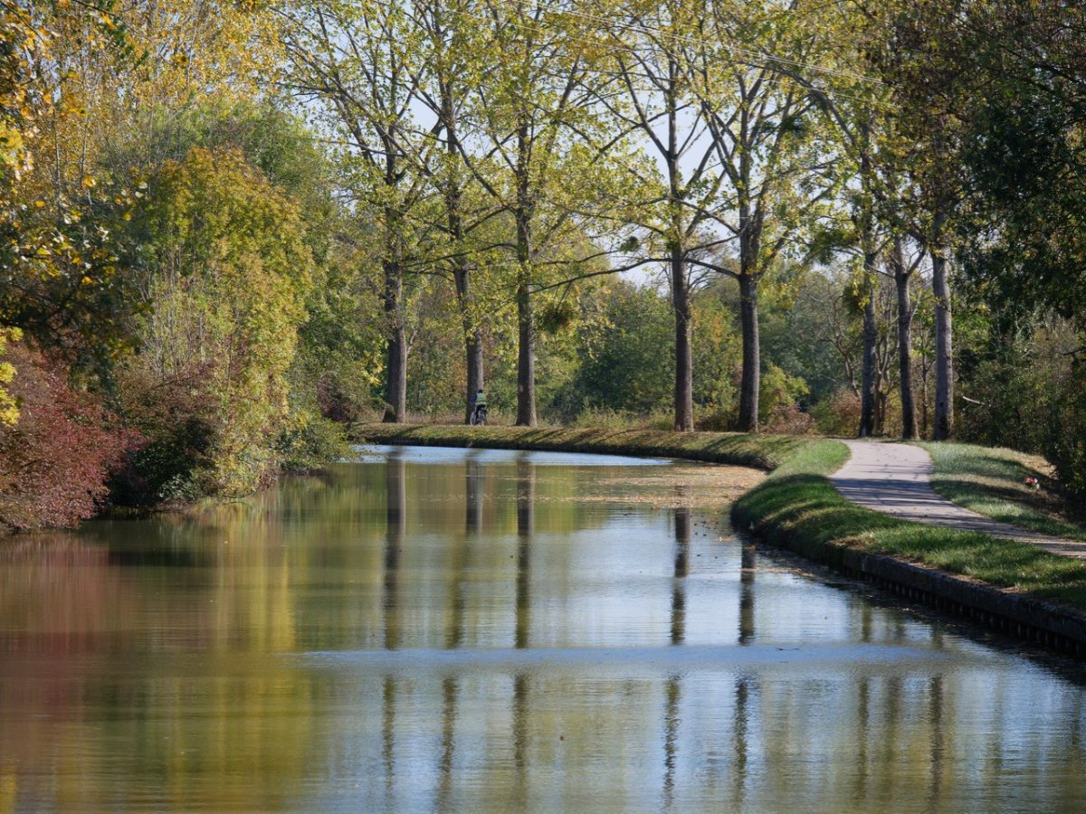 The Best French Canals To Explore