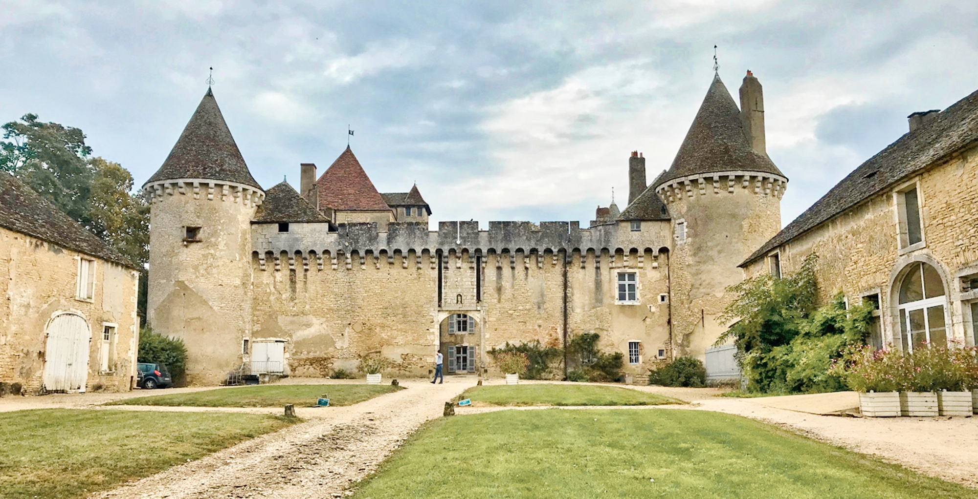 Explore medieval France